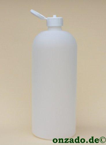 PE HD Leerflasche 1000 ml