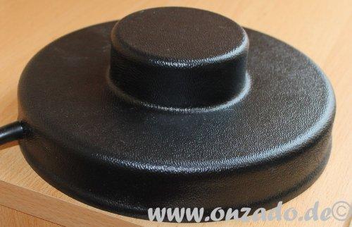 Tränkenwärmer 19 cm mit Kegel