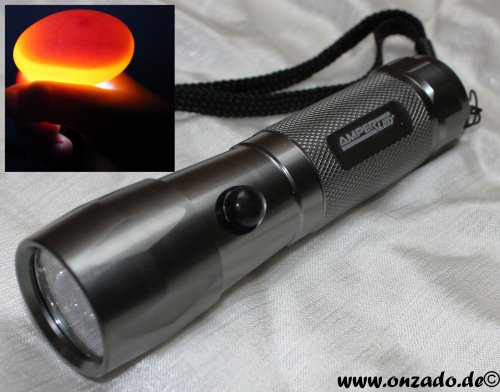 Taschenlampe mit 14 LEDs