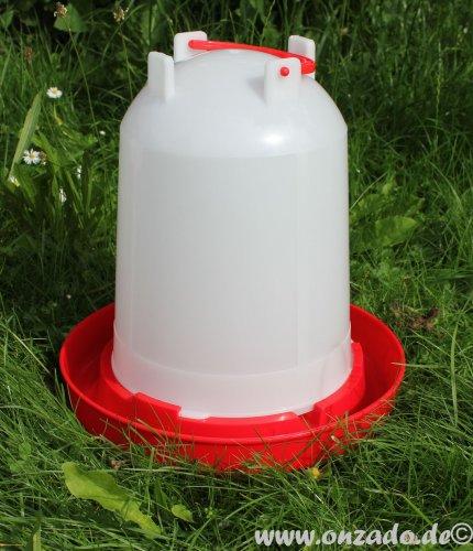 Kunststofftränke -  6 l Stülptränke