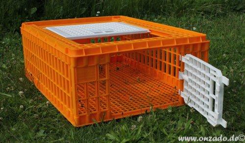 Transportbox XL aus Kunststoff