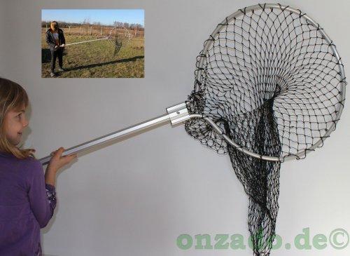 Fangnetz mit Teleskopstiel