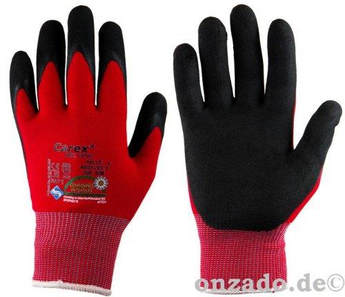 Atmungsaktive Handschuhe für Stall und Werkstatt